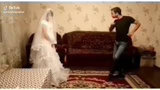 Увидел невесту и упал в обморок😂😂😂😉