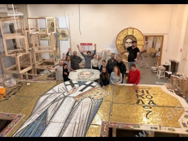 Дорога к Богу № 3 Храм Андрея Первозванного в Геленджике