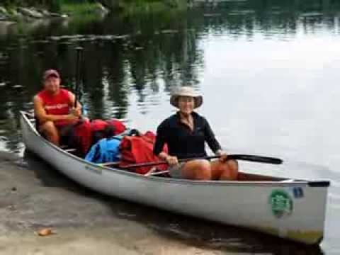 Boundary Waters: Quetico Provincial Park Park Fly-in Canoe Trip