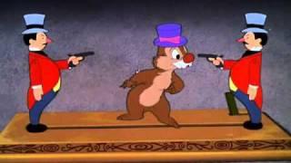 Donald Duck - Weihnachten mit Chip und Chap (deutsch)
