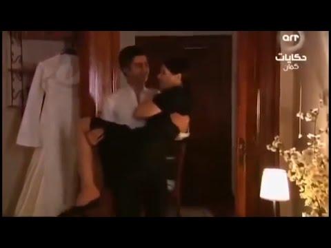 مراد علمدار و ايبروا ليلة زواجهما مشهد جميل من وادي الذئاب الجزء 3 الحلقة 105 thumbnail