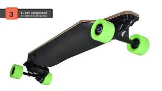 TOP 5 Best Electric Skateboards 2018