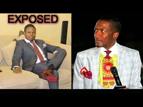 False Prophet Shepherd Bushiri - Reproved & Exposed