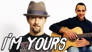 I'm Yours - Jason Mraz - Easy Guitar Lesson