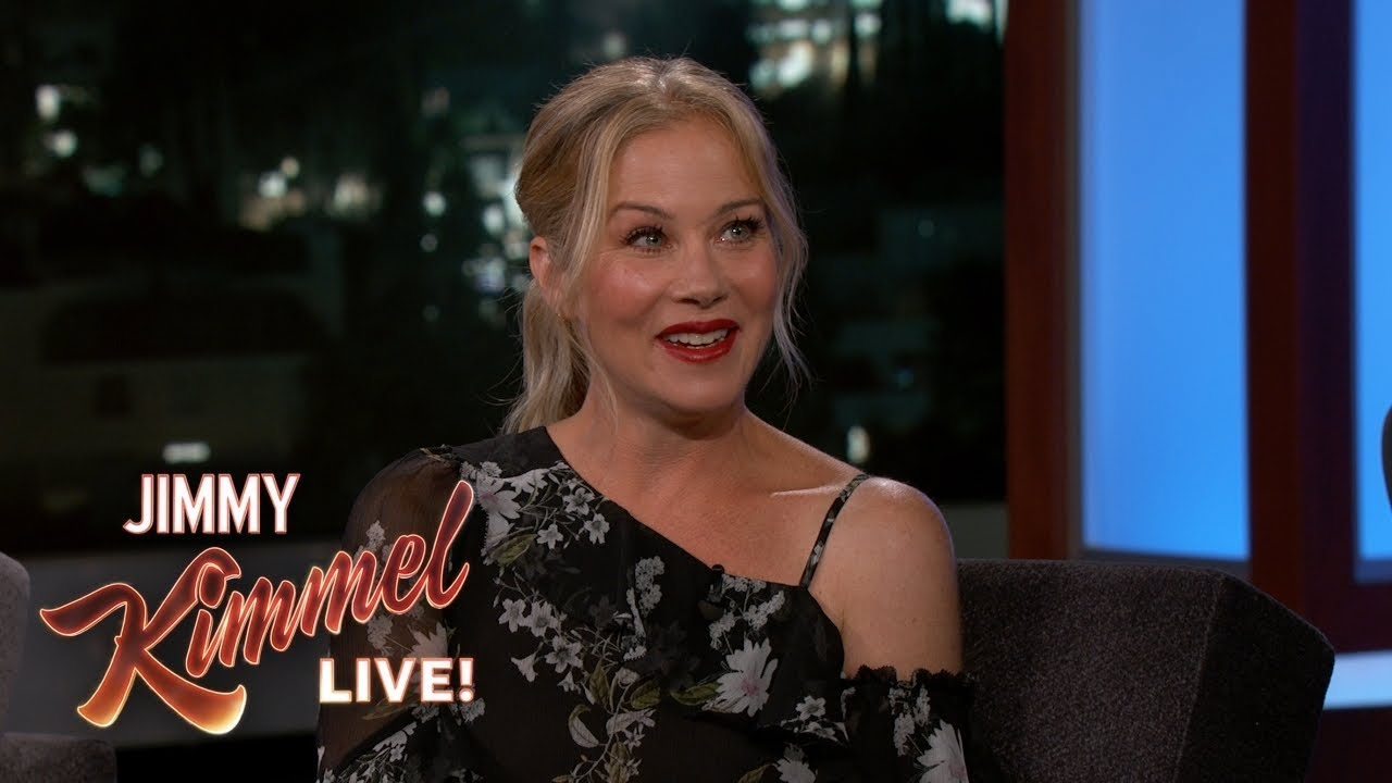 Christina Applegate on Father's Day & Dead to Me