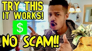 EASY WAY To Earn FREE MONEY On CASH APP (THIS REALLY WORKS!) NO SCAM!!!
