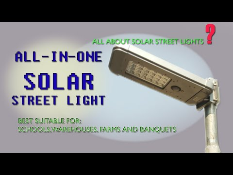 solar-street-light-integrated-|-all-in-one-light-solar-panel-battery-|-unboxing-features-price-2018
