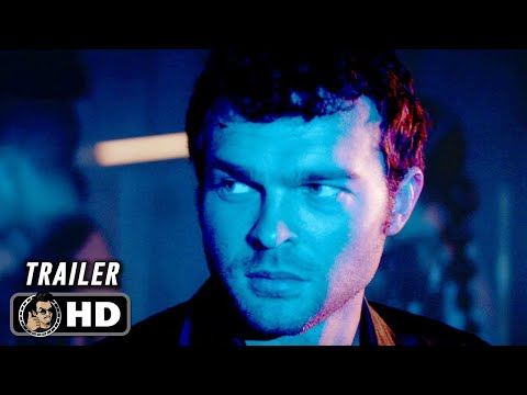 BRAVE NEW WORLD Official Trailer (HD) Alden Ehrenreich