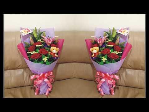 best flower bouquet very beautiful stylish flower bouquet 2019 Mp3