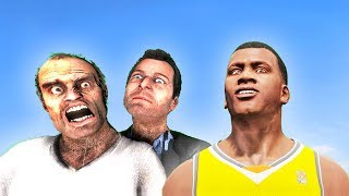GTA 5 - Which Character Can Run 100m The Fastest?