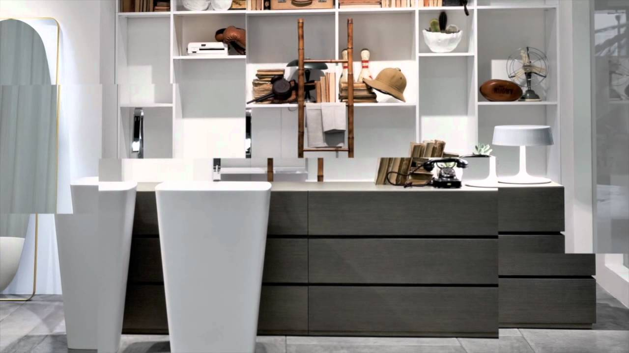 Arredo bagno design edon youtube for Arredo design online