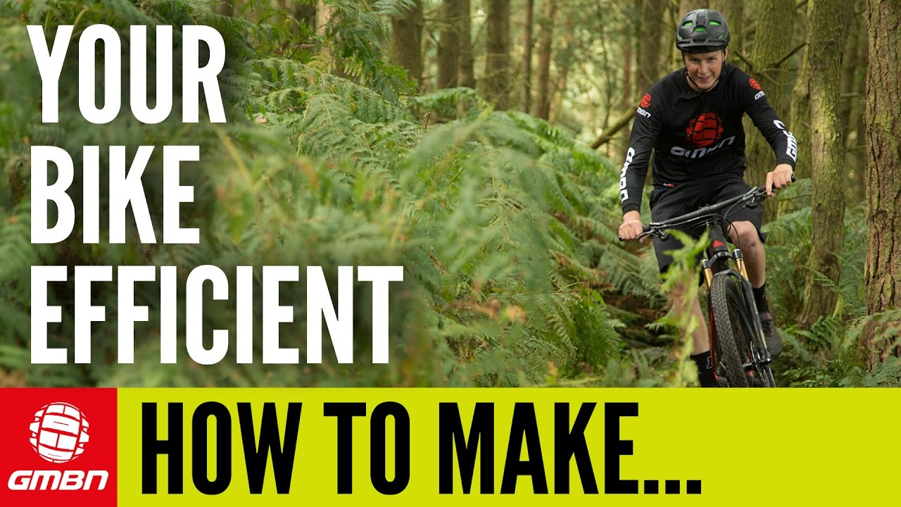 fee507fe8a7 How To Make Your Bike Faster & More Efficient | Mountain Bike Maintenance