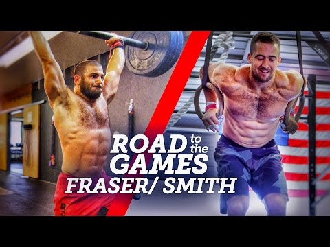 Road to the Games 16.08: Smith  Fraser