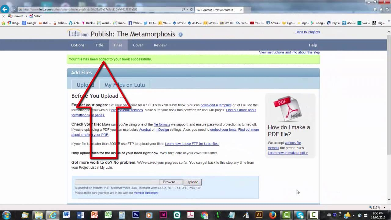 how to find pdf files