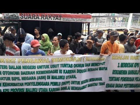 Rekomendasi Bawaslu Soal Diskualifikasi Cagub Petahana Malut Diminta Dilaksanakan