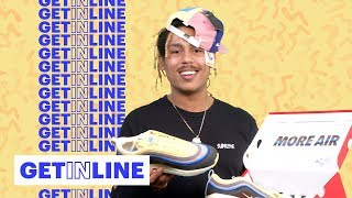 Racks Was Out Here Hustlin' For a Pair of Air Max 1/97s on Air Max Day | Get In Line