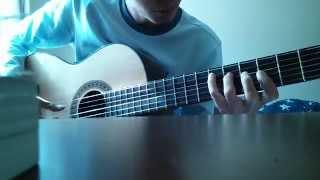 Đôi bờ - Chân Lê - Đệm hát guitar