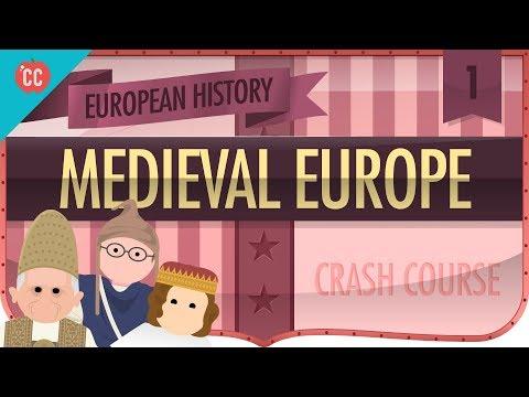Medieval Europe: Crash Course European History #1