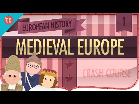 medieval-europe:-crash-course-european-history-#1
