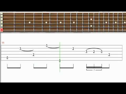 Joe's Blues by Jake E Lee Guitar Pro 5 TAB