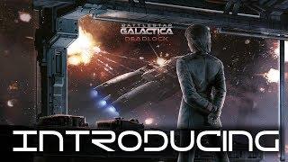 Introducing - Battlestar Galactica Deadlock