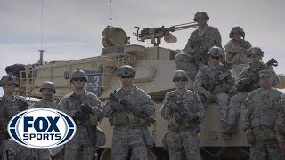FOX Sports offers our Salute to Service to all veterans and active military members | FOX SPORTS