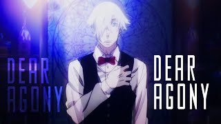 Gambar cover Dear Agony  - AMV ~ 「Anime MV」