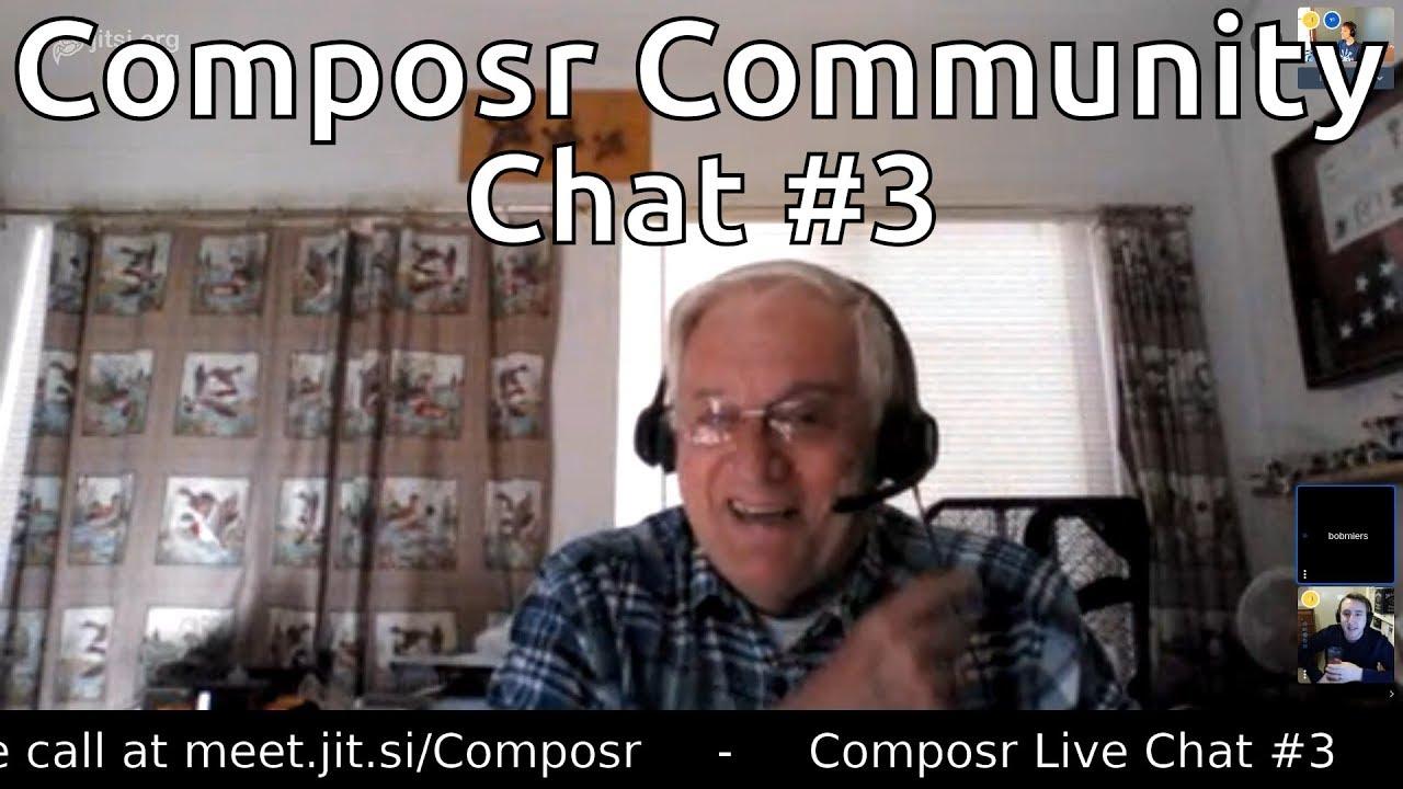 Composr Community Chat #3