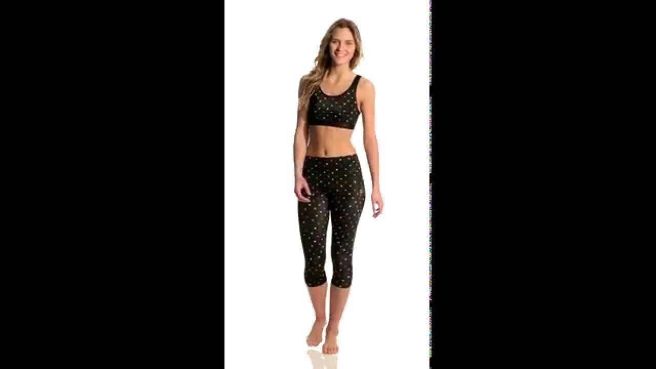 8b1f2ae2bb2 CW-X Women's Stabilyx 3/4 Running Tights Print | SwimOutlet.com ...