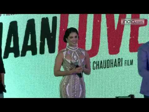 Beiimaan Love trailer and music launch | Sunny Leone | Rajniesh Duggall