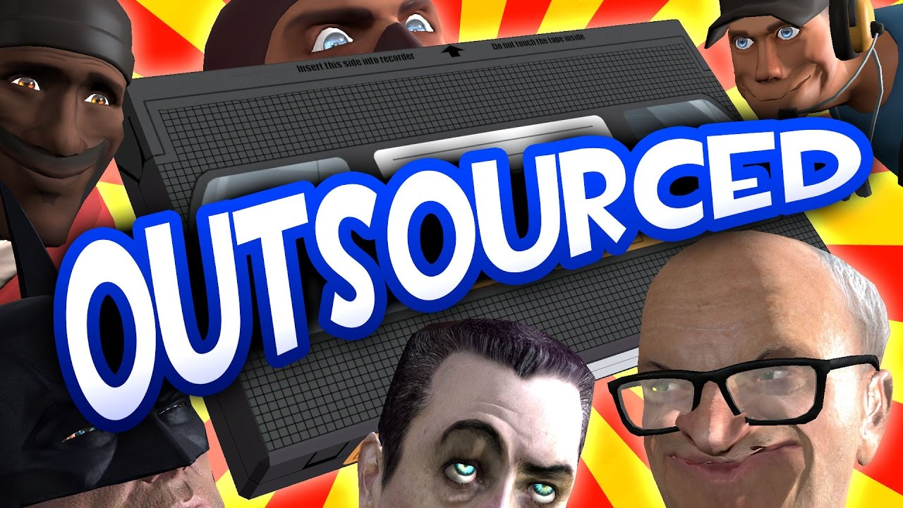 Download OutSourced: Volume 1