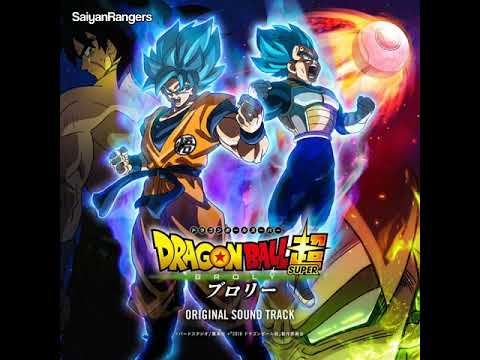 28. Broly Vs Gogeta Theme Song Full | DBS: Broly Original Soundtrack
