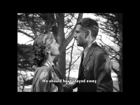 Rebecca (1940,USA,Movie) Scene 5.rmvb