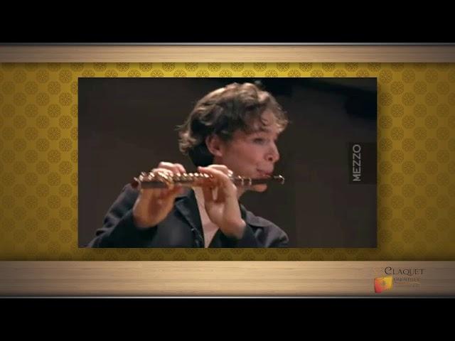 75D Concieto para Dos Flautas    Wilhelm F  Bach