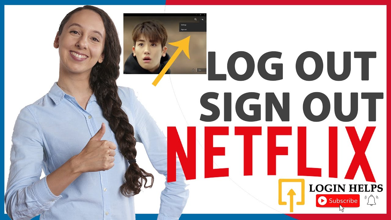 How to Log Out Netflix? How to Sign Out Netflix Account on Web & App?