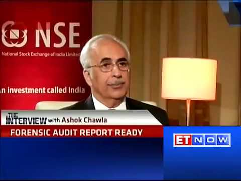 Interview of Mr. Ashok Chawla, Chairman, NSE