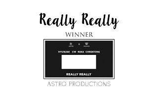 Astro Collabreally Really WINNER.mp3
