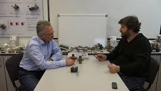 Регулирование отопления трехходовыми вентилями OVENTROP.