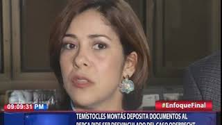 Temístocles Montás deposita documentos al Pepca; pide ser desvinculado del caso Odebrecht