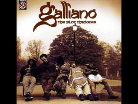 Galliano-Cold Wind
