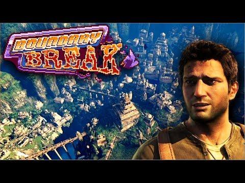 Off Camera Secrets | Uncharted 2 - Boundary Break