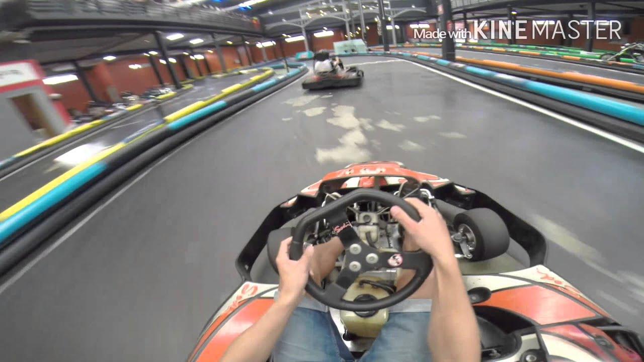 Karting indoor en las palmas de gran canaria youtube for Gran canaria padel indoor
