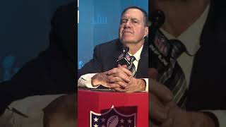 What Makes Bill Belichick Happy?  Media Day Super Bowl 53