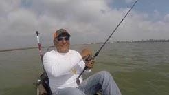 bayou vista tx kayak fishing