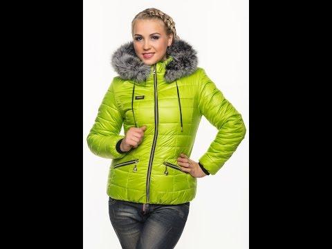 куртка осень весна женская