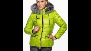 Куртки Женские Зимние Стильные - 2018 / Stylish Women's Winter Jackets