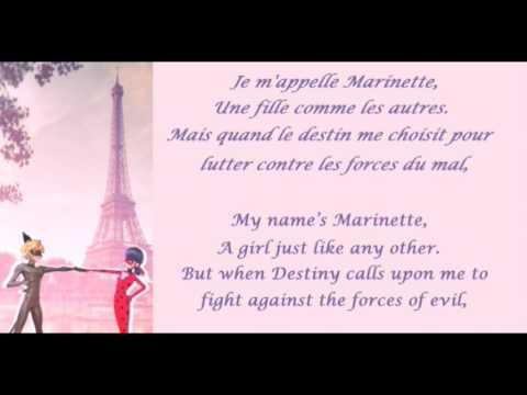 Miraculous ladybug french lyrics freeng youtube stopboris Images