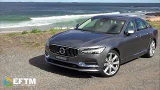Volvo S90 Luxury Sedan - REVIEW