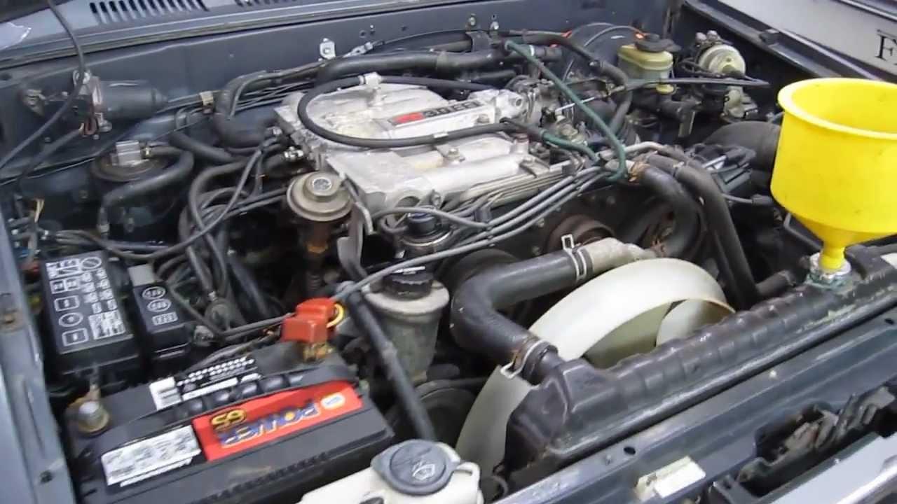 TDI 4Runner Build Pt 1a  V6 30 Bad Engine for Sale  YouTube