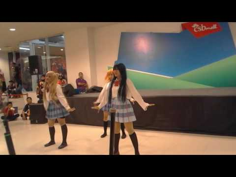 Love Live! School Idol Project Susume Tomorrow+Start Dash Dance Cover By Hana Muse